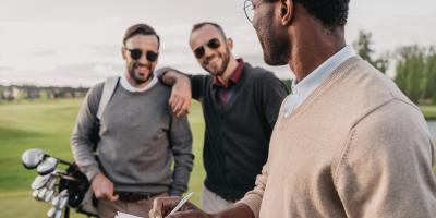 3 Etiquette Tips for Golf Courses, Waikoloa Village, Hawaii