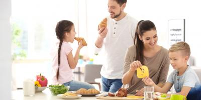 4 Reasons for Christian Families to Eat Together, Ewa, Hawaii