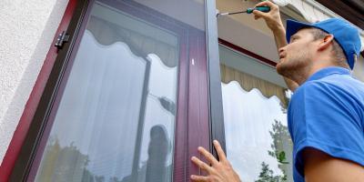 3 Popular Screen Materials for Windows & Doors, Ewa, Hawaii