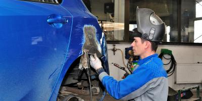 5 Common Auto Body Estimate Terms, Truesdale, Missouri
