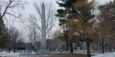 A Guide to the C.C. Washburn Monument at Oak Grove Cemetery, La Crosse, Wisconsin