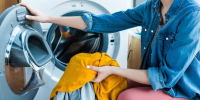 How Do Washing Machines Work?, Fairbanks, Alaska