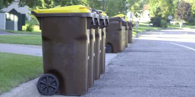 3 Reasons to Clean Your Trash Bin, Ewa, Hawaii