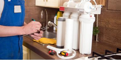 4 Contaminants Removed by Water Filtration, Silverton, Oregon