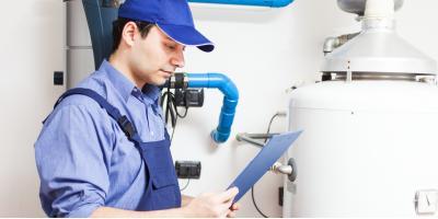 3 Signs of a Water Heater Problem, Onalaska, Wisconsin