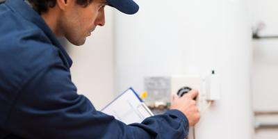 4 Common Issues With Gas Water Heaters, Wallingford Center, Connecticut