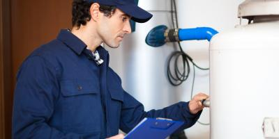 3 Signs Your Water Heater Is Malfunctioning, Thomasville, North Carolina