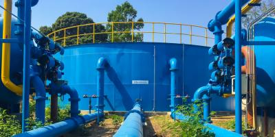 How Do Water Treatment Plants Work?, New Haven, Connecticut