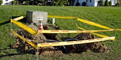 Can Water Well Drilling Damage Underground Utilities?, Elko, Nevada