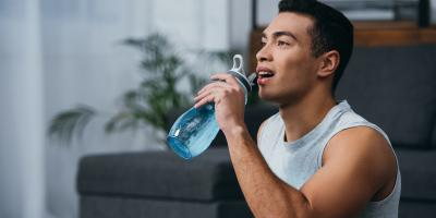 5 Signs You May Not Be Drinking Enough Water, Lake St. Louis, Missouri