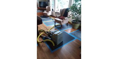 FLOODCO KNOWS HARDWOOD FLOOR DRYING, Kalispell, Montana