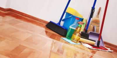 How to Make Hardwood Flooring Shine, Waterbury, Connecticut