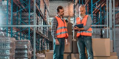5 Reasons to Schedule Commercial Cleaning for Your Warehouse, Waterbury, Connecticut