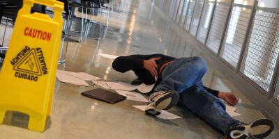 A Guide to Preserving Evidence After a Slip-&-Fall Accident, Waterbury, Connecticut