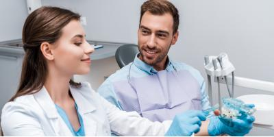 What Is the Difference Between General & Cosmetic Dentistry?, Waterford, Connecticut