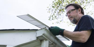 Waterproofing Experts Explain 3 Ways Gutter Guards Protect Your Home, Jefferson, Missouri