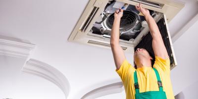 4 Essential Parts of Your AC System, Waynesboro, Virginia