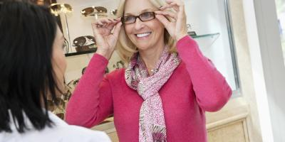 What Kind of Options Do I Have for Prescription Glasses?, Waynesboro, Virginia