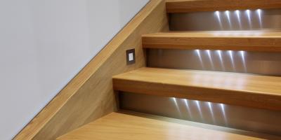 4 Ways to Make Hardwood Stairs Safer, Webster, New York
