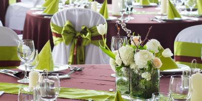 Top 5 Flowers to Display at Your Wedding Reception, Lincoln, Nebraska
