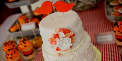 5 Elegant Cake Toppers for Your Wedding Reception, Lincoln, Nebraska