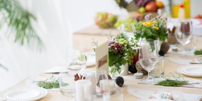 3 Decor Ideas for a Fall Wedding, Lincoln, Nebraska