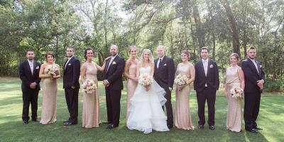 5 Reasons Golf Courses Are Perfect for Weddings, Vineland, New Jersey