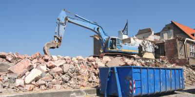 3 Tips to Hire the Right Demolition Contractor, Ferguson, Kentucky