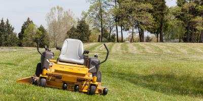 3 Reasons Zero Turn Mowers Are Best For Hilly Terrain, Greece, New York