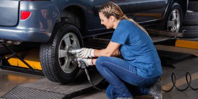 A Guide to Tire Rotation & Why You Need It, Wentzville, Missouri