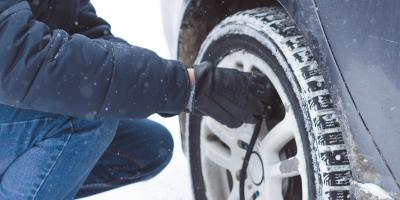 Why You Have Tire Pressure Problems in the Winter, Wentzville, Missouri