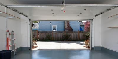 Why Every Garage Door Should Have Auto Reverse, Wentzville, Missouri