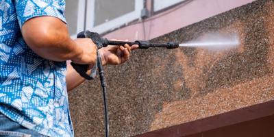 3 Benefits of Power Washing a Home Before Winter, Wentzville, Missouri