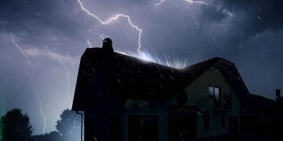 Protecting Roofing & Siding Before & After Storms, Wentzville, Missouri