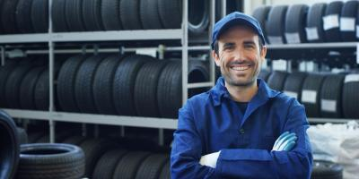 4 Signs It's Time for New Tires, Wentzville, Missouri