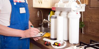 3 Benefits of Water Filters, Lake St. Louis, Missouri