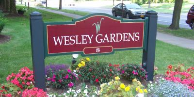 Thank You Wesley Gardens Team!, Rochester, New York