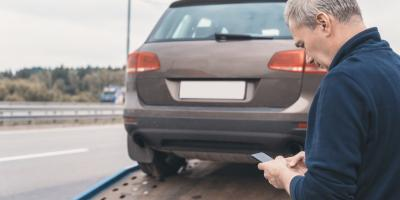 Do's & Dont's of Waiting for a Towing Service, West Chester, Ohio