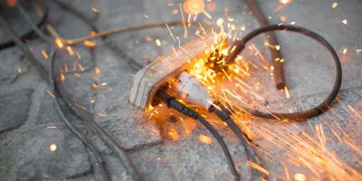 A Guide to Safely Handling an Electrical Fire, West Chester, Ohio