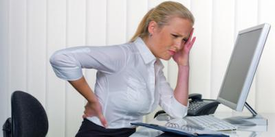 Back Pain at Work? Soldotna Chiropractor Offers 5 Tips to Alleviate the Ache, Soldotna, Alaska