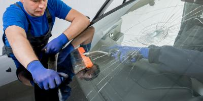 A Guide to the Different Types of Windshield Damage, West Plains, Missouri