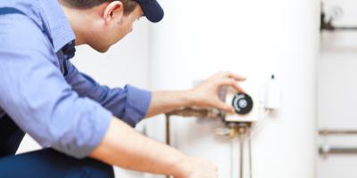 4 Signs It's Time to Repair or Replace Your Gas Water Heater, West Plains, Missouri