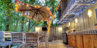 3 Lighting Tips for Outdoor Living Areas, East Yolo, California