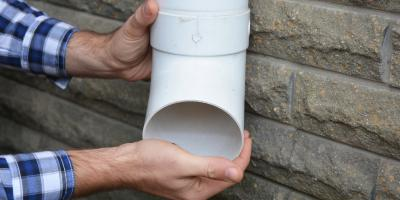 A Guide to Downspout Placement, Hamilton, Wisconsin