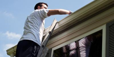 Why Causes Gutters to Sag?, Hamilton, Wisconsin
