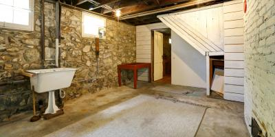 3 Things to Check If You Have a Wet Basement, Coon, Wisconsin