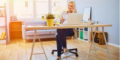 5 Tips for Running a Productive Home Office, Ossining, New York