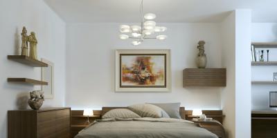 5 Bright Bedroom Lighting Tips, Poughkeepsie, New York
