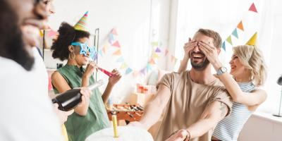 4 Do's and Don'ts of Hosting a Surprise Party , Andrews North, Texas