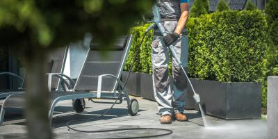 3 Ways to Care for Concrete Surfaces in Spring, Taylor Creek, Ohio